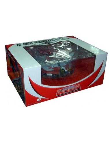 GRENDIZER UFO ROBOT GOLDRAKE DISCO SPAZER PVC 35 CM