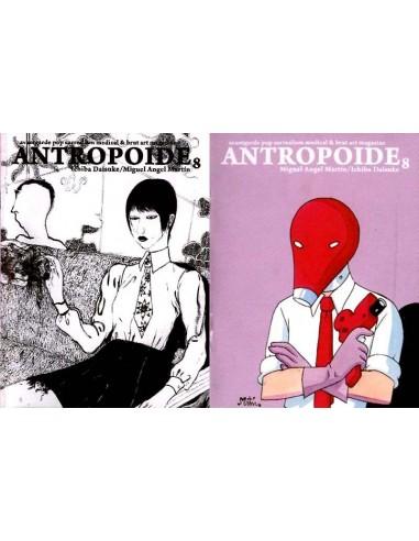 Antropoide N 8 Ichiba Daisuke Miguel Angel Martin