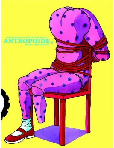Antropoide N 9 Miguel Angel Martin, Antoine Bernhart, S. Zattera