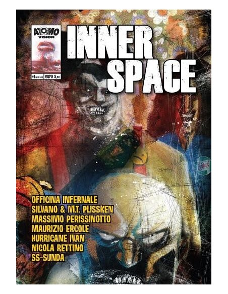 Inner Space N 1 Limited Edition