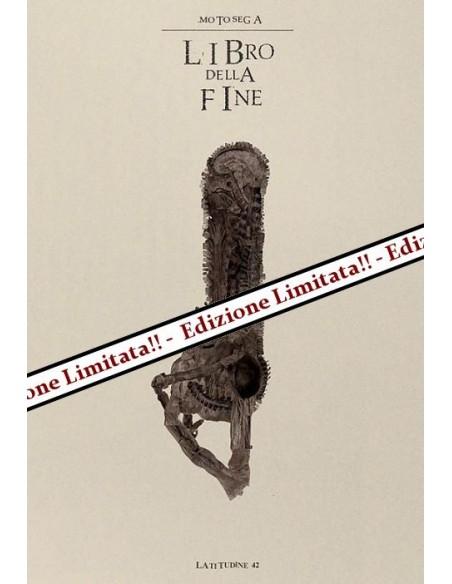 Motosega Libro della Fine di Artisti Vari V.U. Edizione Limitata