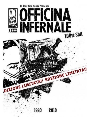 100% Shit Edizione Limitata Coffin Case di Officina Infernale