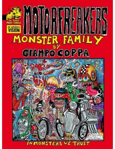 Motorfreakers Monster Family di Giampo Coppa