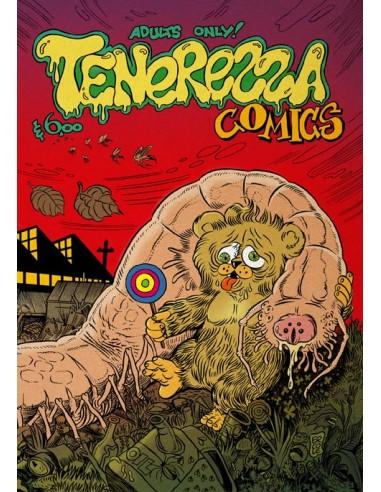 Tenerezza Comics N 1 di Artisti Vari