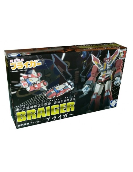 DYNAMITE ACTION 17 GALAXY CYCLONE BRAIGER FIGURE