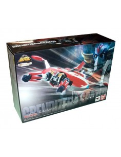 SUPER ROBOT CHOGOKIN SRC GRENDIZER GOLDRAKE + DISCO ACTION FIGURE