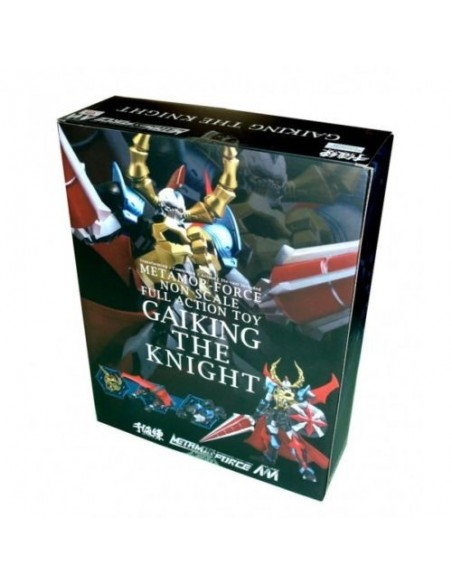 SENTINEL METAMOR FORCE GAIKING THE KNIGHT FIGURE