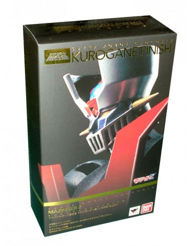 SUPER ROBOT CHOGOKIN SRC MAZINGER Z KUROGANE FINISH ACTION FIGURE