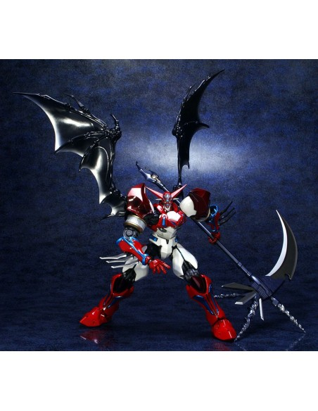 EX GOKIN SHIN GETTER 1 ONE CHANGING SET REPAINT FIGURE