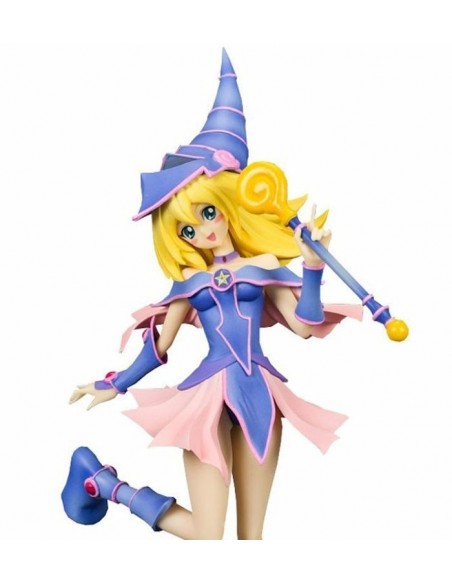 FURYU YU GI OH THE DARKSIDE OF DIMENSIONS MAGICIAN GIRL PVC FIGURE