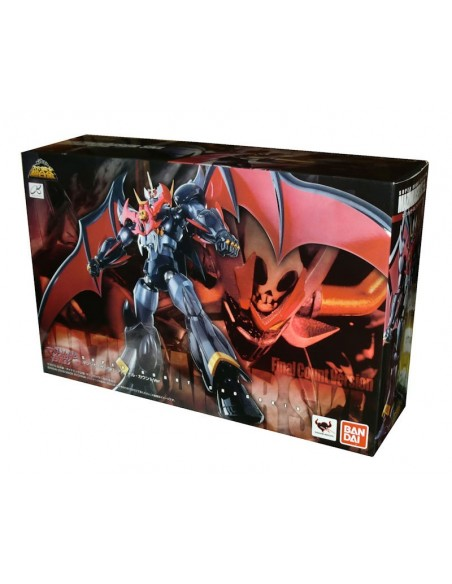 BANDAI SUPER ROBOT CHOGOKIN SRC MAZINKAISER SKL FINAL COUNT ACTION FIGURE