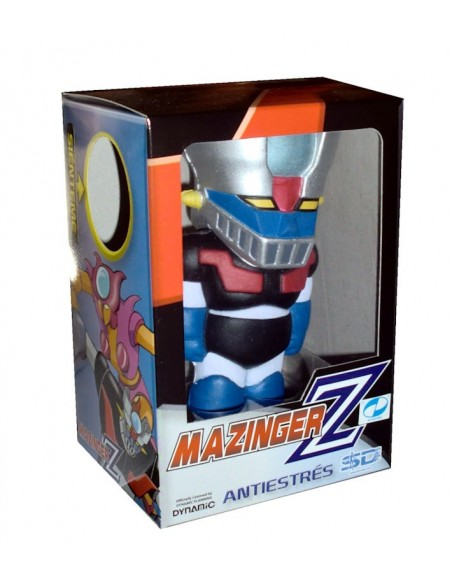 SD TOYS MAZINGER MAZINGA Z ANTISTRESS DOLL MINI FIGURE NUOVO