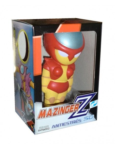 SD TOYS MAZINGER Z APHRODITE ANTISTRESS DOLL MINI FIGURE NUOVO