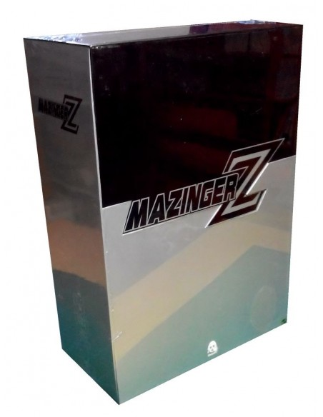 THREEZERO MAZINGER MAZINGA Z ACTION FIGURE DIE CAST 40 CM