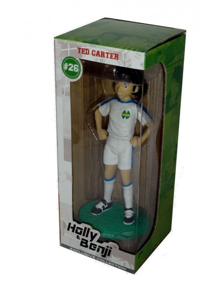 HOLLY & BENJI EXCLUSIVE COLLECTION VOL. 26 TED CARTER FIGURE