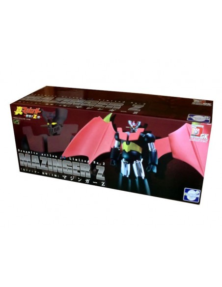 DYNAMITE ACTION LIMITED 02 SHIN MAZINGER Z FIGURE