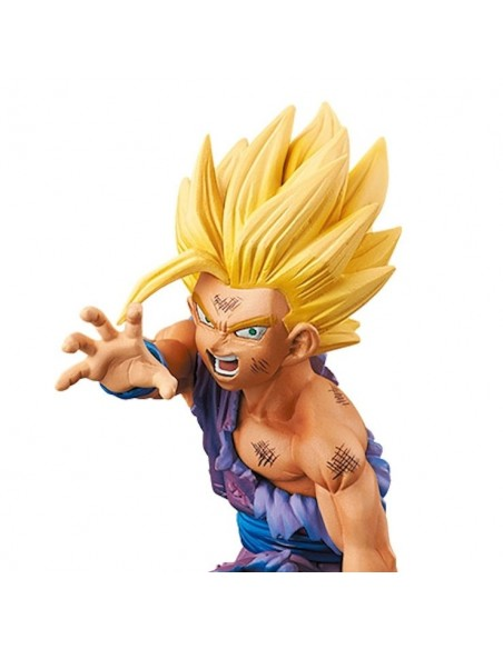 BANPRESTO DRAGONBALL Z DRAMATIC SHOWCASE VOL. 01 SON GOHAN PVC FIGURE