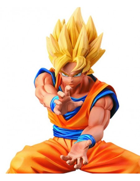 BANPRESTO DRAGONBALL Z DRAMATIC SHOWCASE VOL. 02 SON GOKU PVC FIGURE