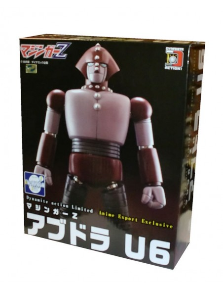 DYNAMITE ACTION XX GREAT MAZINGER ABDRA U6 FIGURE