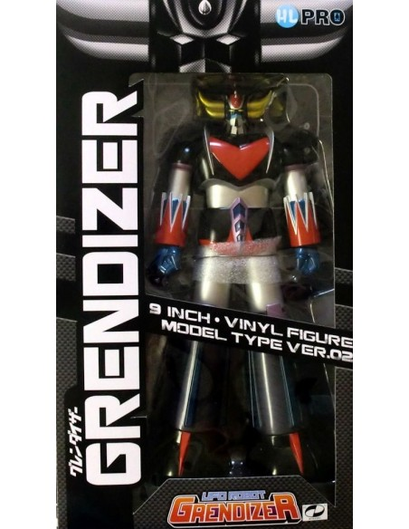 HIGH DREAM GRENDIZER GOLDRAKE UFO ROBOT PVC FIGURE 23 CM VER. 02