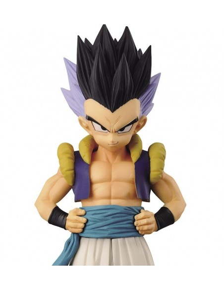 BANPRESTO MASTER STARS PIECE DRAGONBALL Z  THE GOTENKS PVC FIGURE