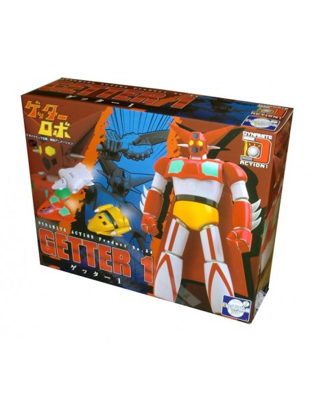 EVOLUTION TOY DYNAMITE ACTION 34 GETTER ROBOT ONE 1 FIGURE