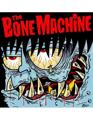 "The Bone Machine 7"" e.p. NOI SIAMO ZOMBIES billy's Bones Records Rock'n'Roll"