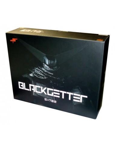 SENTINEL BLACK GETTER ROBOT ONE GETTA 1 DIE CAST ACTION FIGURE