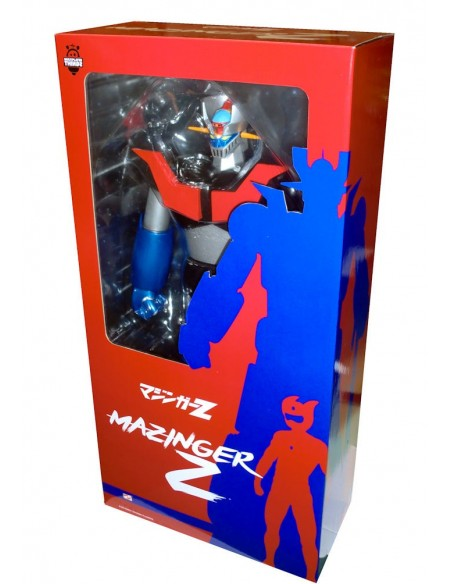 HIGH DREAM MAZINGER Z JUMBO VINYL FIGURE 60CM 1000 LIMITED
