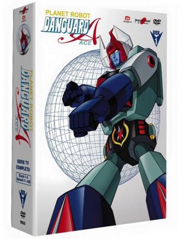 YAMATO VIDEO DVD ANIME DANGUARD ACE DELUXE 5 DVD BOX VOL. 1 NUOVO