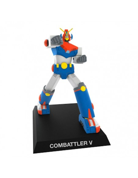 ANIME ROBOT COLLECTION   4 COMBATTLER V FIGURE