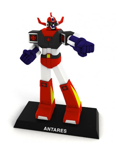 ANIME ROBOT COLLECTION   8 ANTARES DALTANIOUS FIGURE
