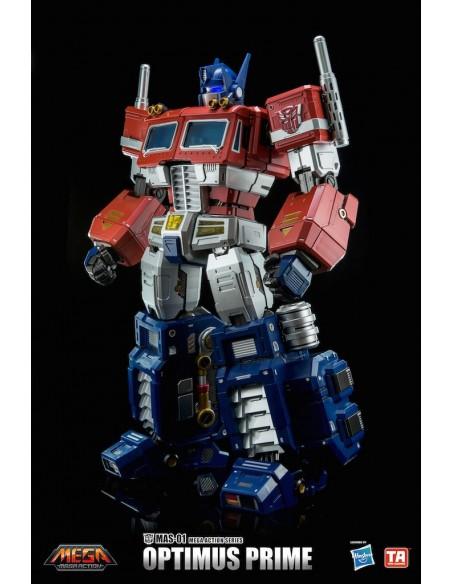 Toys Alliance MAS-01 Optimus Prime Full Action