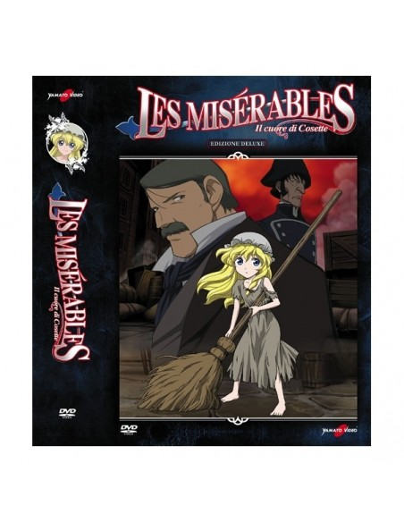 YAMATO VIDEO DVD ANIME LES MISERABLES DVD SERIE COMPLETA