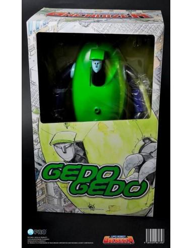 HL PRO MARMIT UFO ROBOT GRENDIZER GOLDRAKE GEDO GEDO VINYL FIGURE 40CM