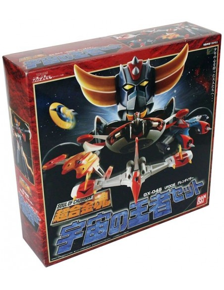 SOUL OF CHOGOKIN GX 04S GOLDRAKE PERFECT SET