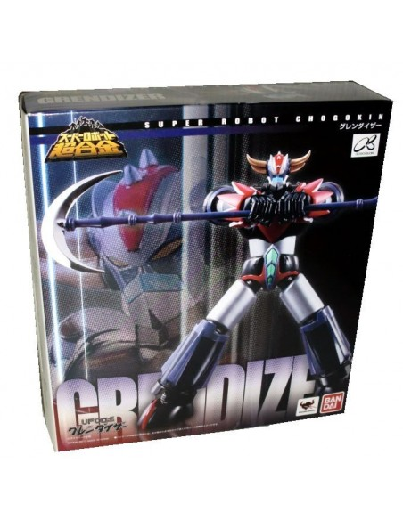 SUPER ROBOT CHOGOKIN SRC GOLDRAKE ACTION FIGURE