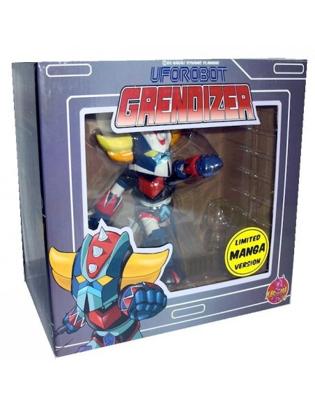 KARISMA GRENDIZER UFO ROBOT GOLDRAKE SUPER DEFORMED MANGA VERSION