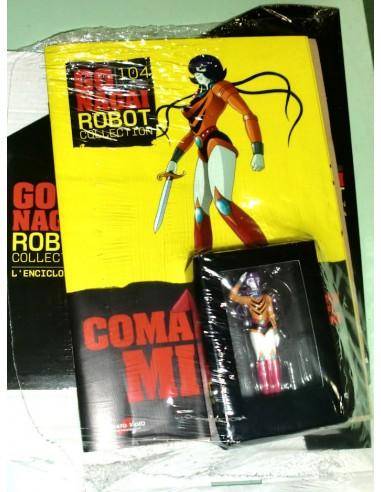 GO NAGAI ROBOT COLLECTION COMANDANTE MINEO