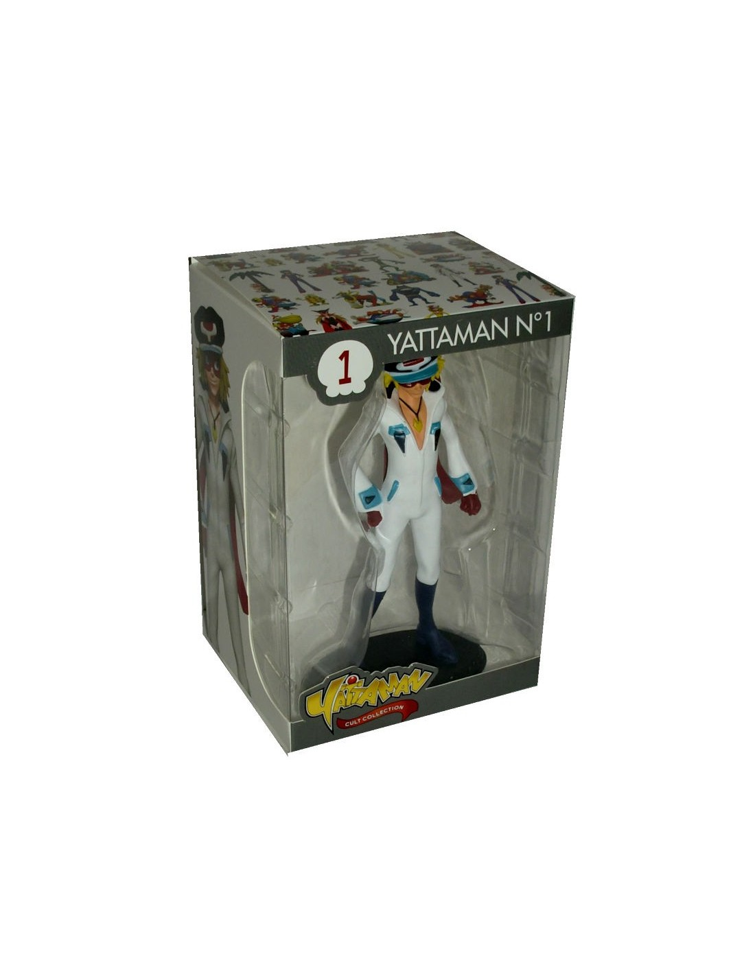 Yamato e corriere yattaman cult collection 01 yattaman mini figure