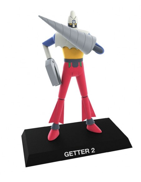 Yamato & gazzetta anime robot collection 24 getter 2 figure