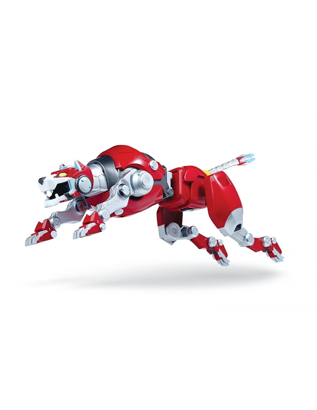 Giochi preziosi voltron defender red lion action figure pvc cm