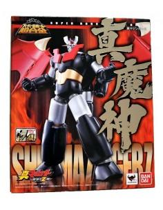 High Dream Metaltech 06 Z Mazinger Black Silver Version